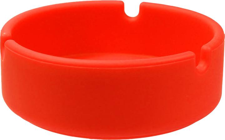 Silikon Ascher in Rot