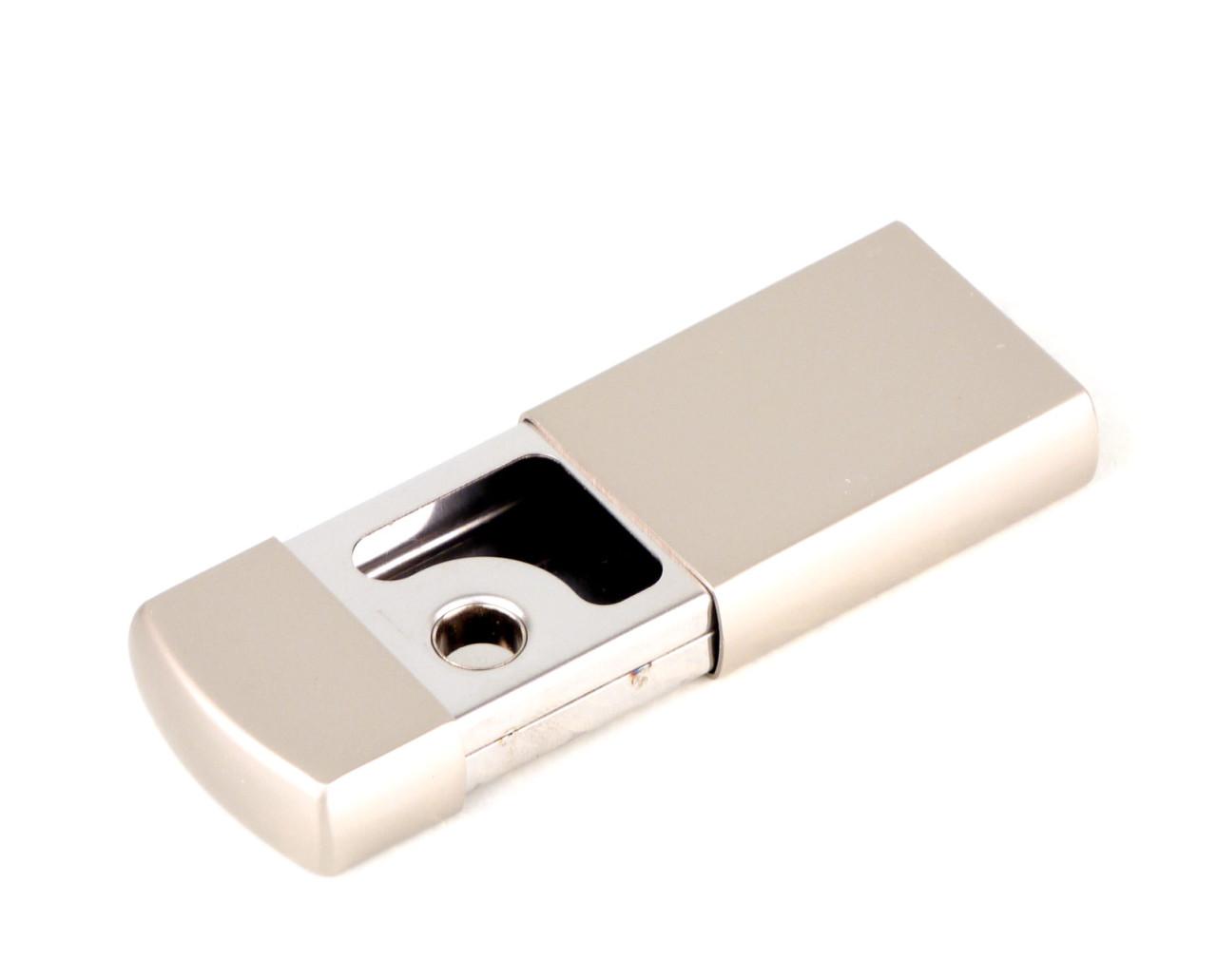 Premium Steel Taschenaschenbecher light gun