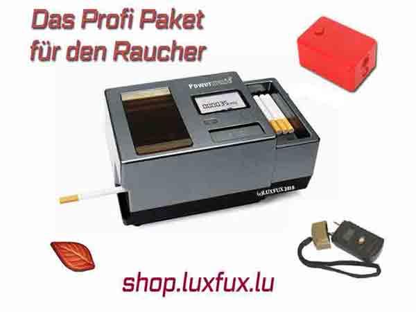 Powermatic 3 im Paket