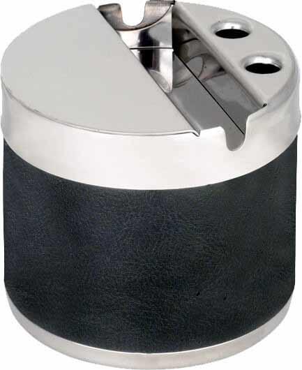 Ethereal Luxus Aschenbecher schwarz