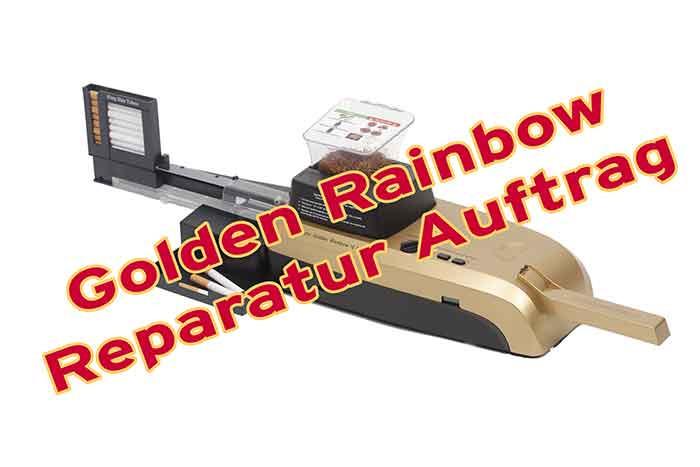 Reparatur Golden Rainbow