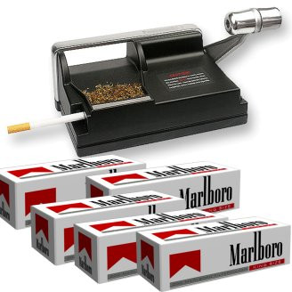 Powermatic 1 + 1000 Marlboro H'lsen