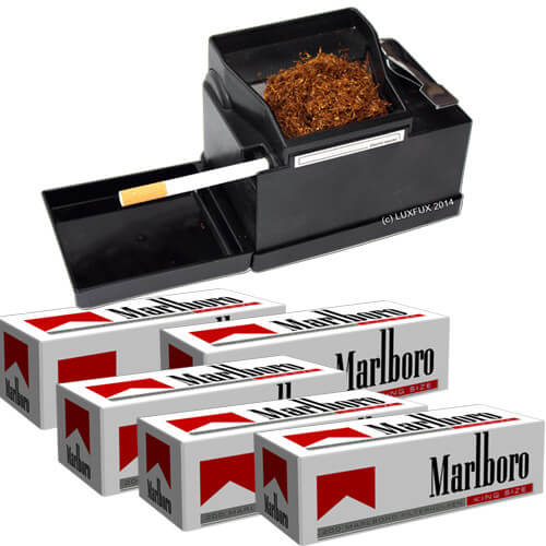 Powermatic 2 + 1000 Marlboro H'lsen