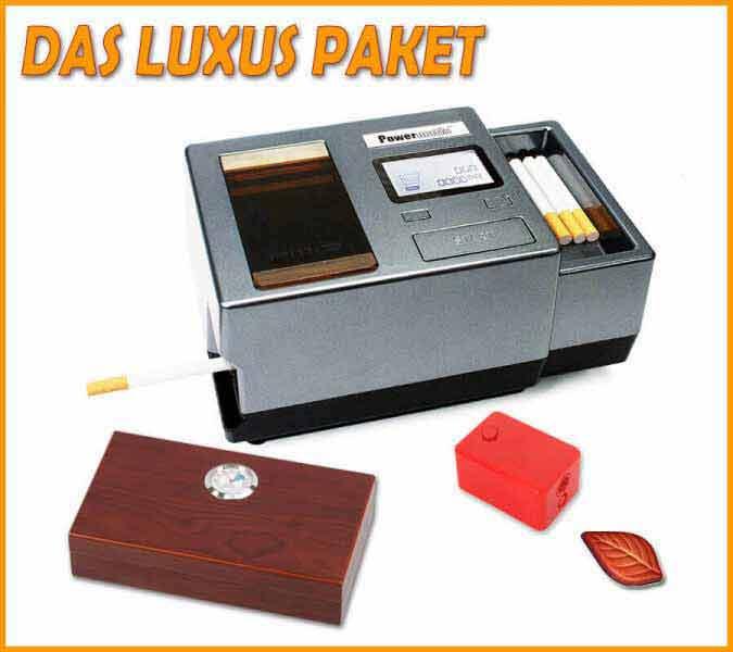 Powermatic 3 Luxus Paket