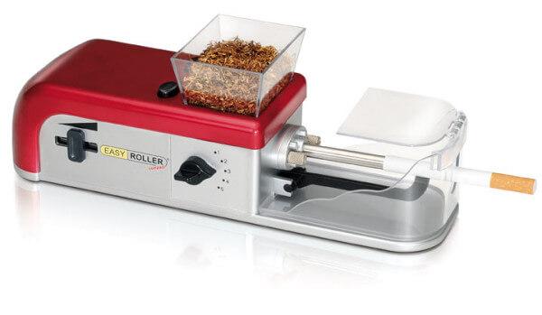 Powermatic elektrische stopfmaschine für zigaretten