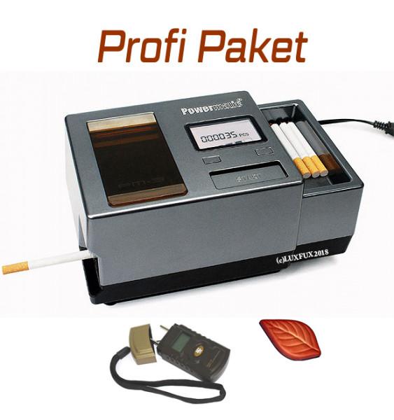 Profipaket PM3 + Hygrometer + Hydrostone