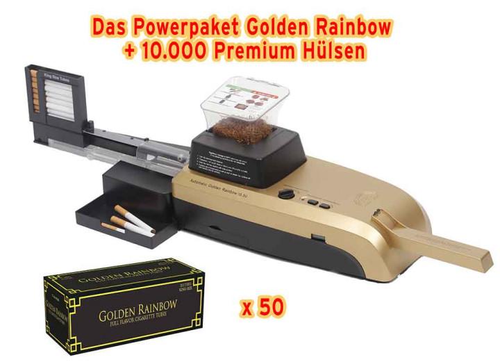 Golden Rainbow Powerpakte